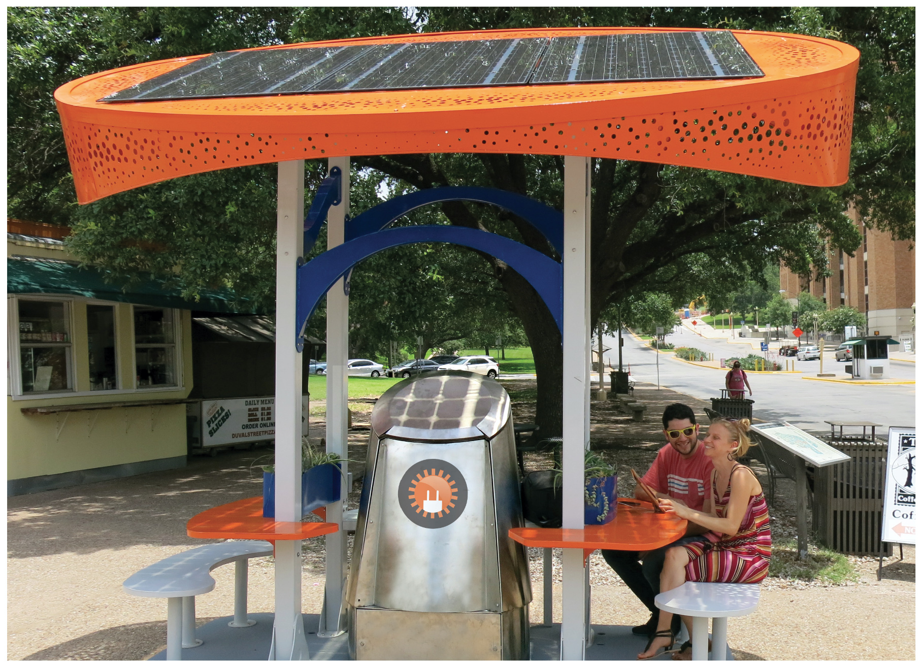Campus Charging Stations